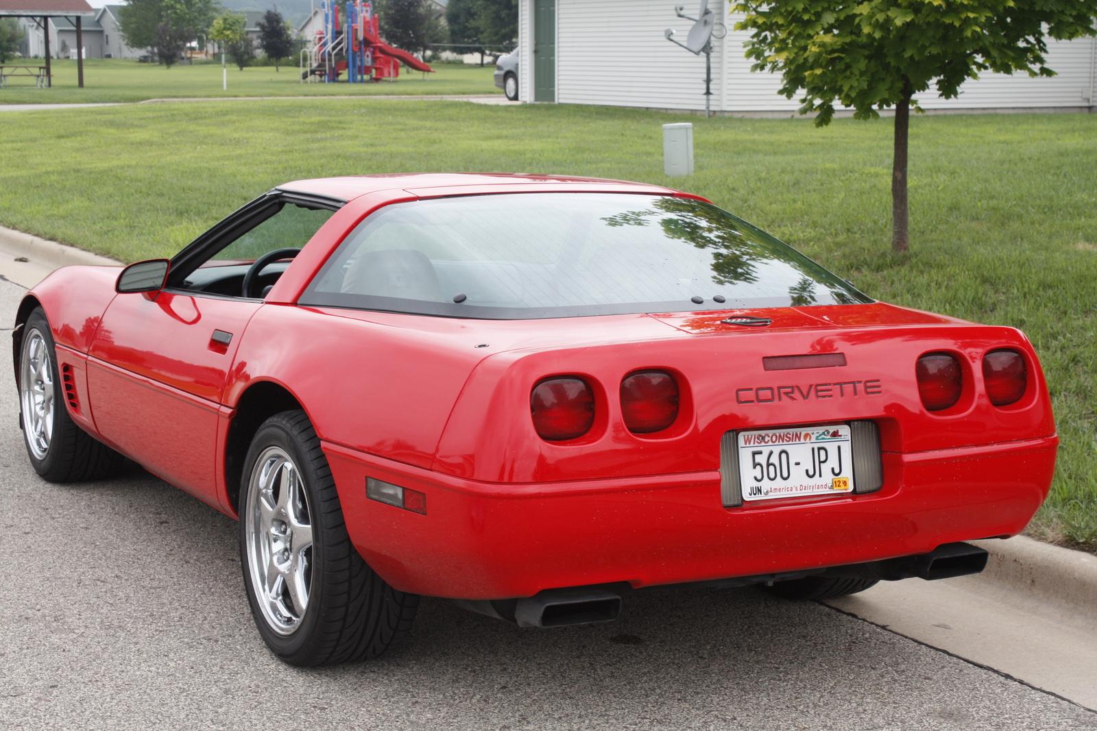 1996 Chevrolet Corvette Pictures Cargurus