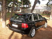 Picture of 2009 Porsche Cayenne Turbo S AWD, exterior, gallery_worthy