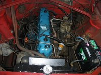 1965 AMC Rambler American picture, engine