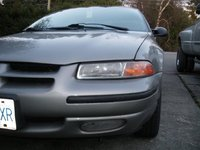 1995 Dodge Stratus 4 Dr ES Sedan picture, exterior