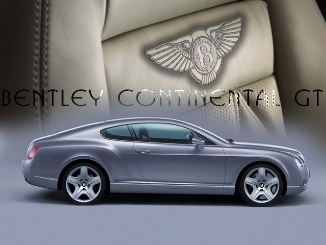 Foto de un 2012 Bentley Continental GT