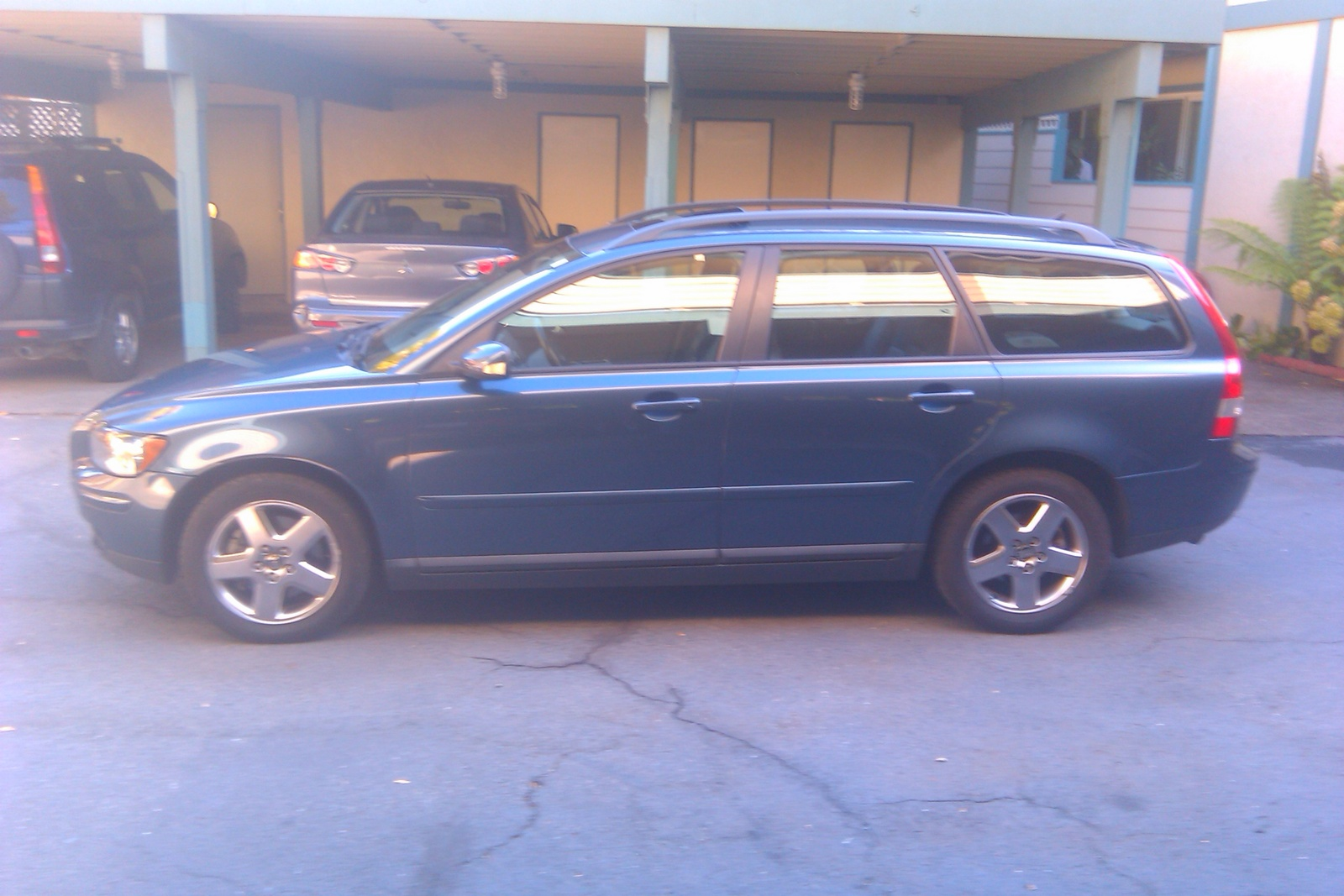 2007 volvo v50 t5 awd related infomation specifications weili automotive network. Black Bedroom Furniture Sets. Home Design Ideas