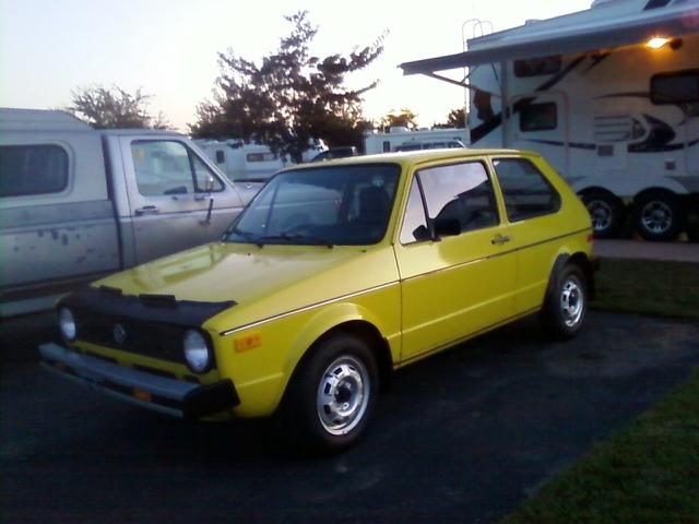 Picture of 1976 Volkswagen Rabbit, exterior, gallery_worthy
