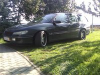 1997 Opel Omega Overview