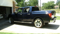 2006 Nissan Titan LE King Cab 4WD, my baby, exterior