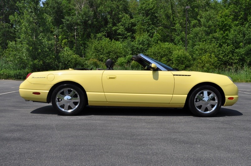 2002 ford thunderbird pictures cargurus. Cars Review. Best American Auto & Cars Review