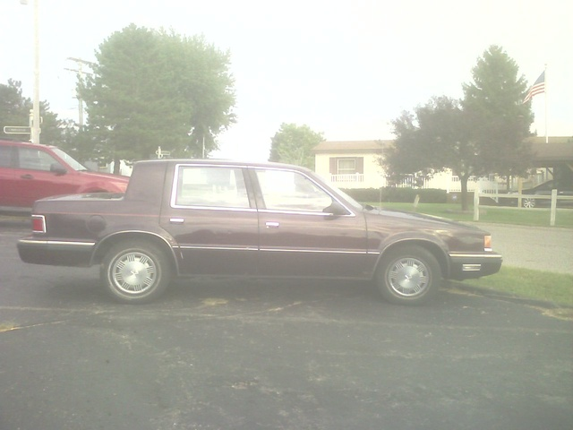 Picture of 1989 Dodge Dynasty