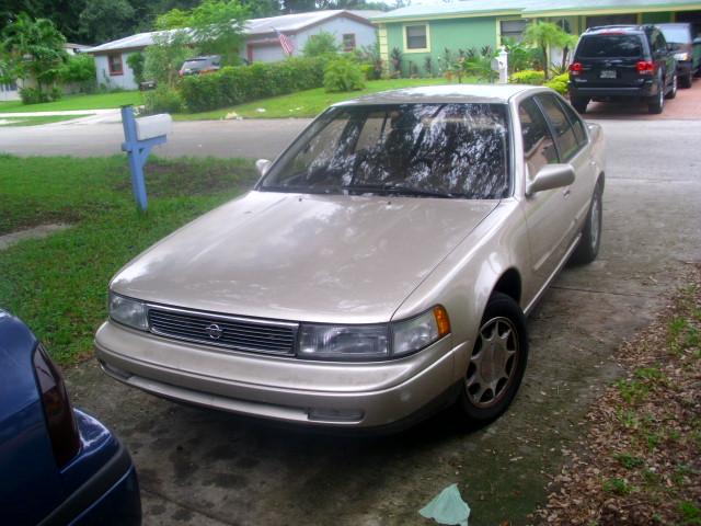 1993 Nissan Sentra Xe
