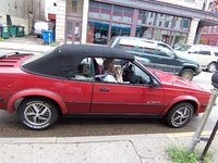 1989 Pontiac Sunbird Overview