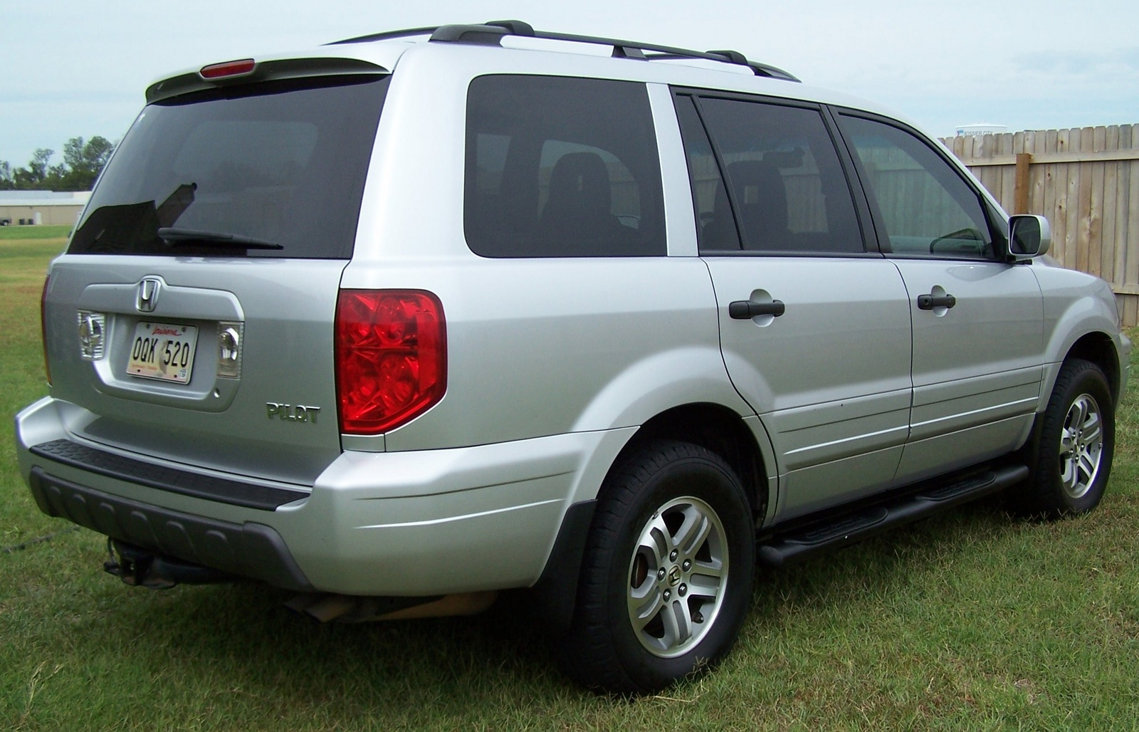 2005 honda pilot awd review. Black Bedroom Furniture Sets. Home Design Ideas
