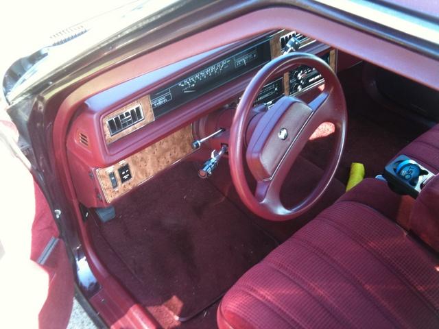Buick Lesabre Limited Sedan Pic X on 1989 Buick Lesabre Black