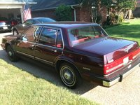 Picture of 1990 Buick LeSabre Limited Sedan, exterior