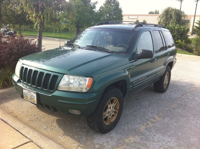 picture of 1999 jeep grand cherokee limited 4wd exterior. Cars Review. Best American Auto & Cars Review
