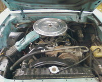 Picture of 1977 Ford Mustang Ghia, engine