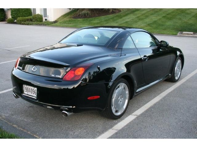 2004 Lexus Sc 430 Pictures Cargurus