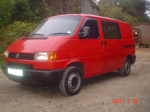 Picture of 1999 Volkswagen EuroVan