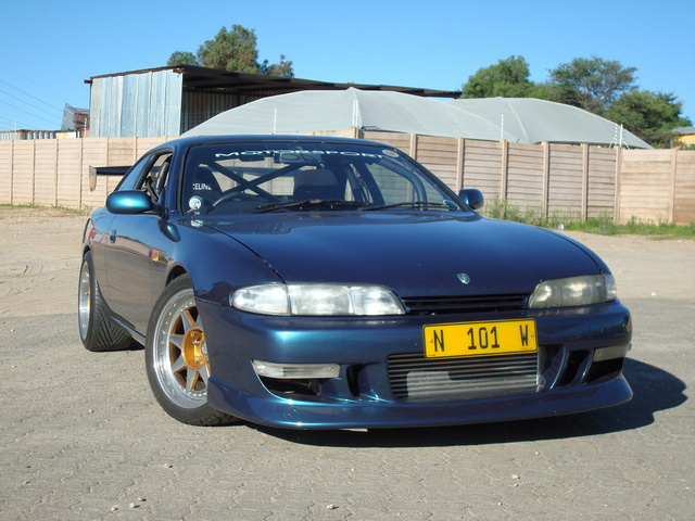 Picture of 1996 Nissan 240SX