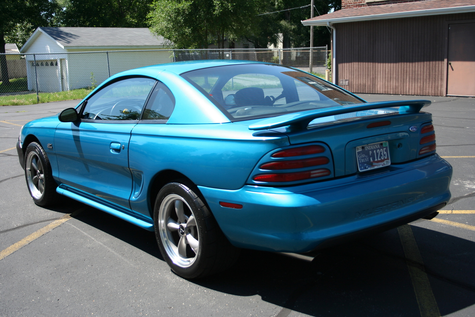 1995 ford mustang exterior pictures cargurus. Black Bedroom Furniture Sets. Home Design Ideas