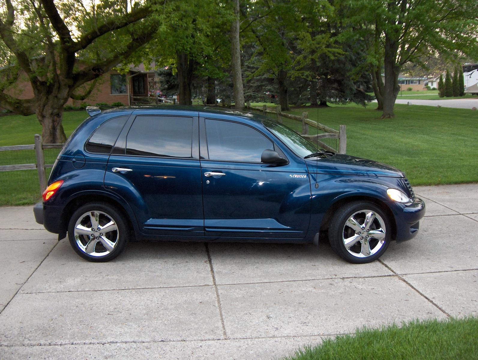 2001 Chrysler Pt Cruiser Pictures Cargurus