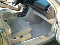 Picture of 1996 Mercedes-Benz S-Class S 500, interior, gallery_worthy