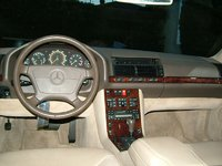 Picture of 1996 Mercedes-Benz S-Class S 500, interior