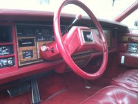 Picture of 1985 Cadillac Seville, interior