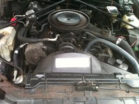 Picture of 1985 Cadillac Seville, engine
