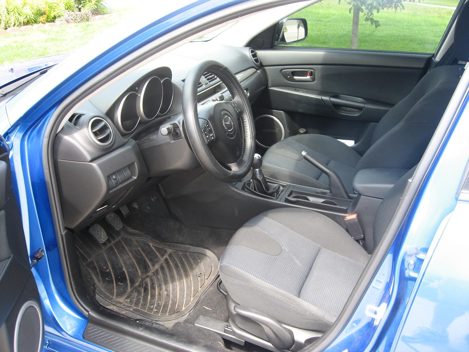 2006 Mazda Mazda3 Interior Pictures Cargurus