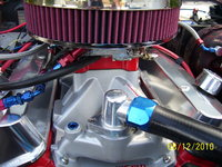 Picture of 1977 Chevrolet Corvette Coupe, engine