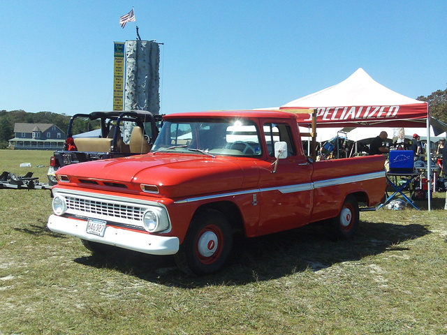 Picture of 1963 Chevrolet C/K 10, exterior, gallery_worthy