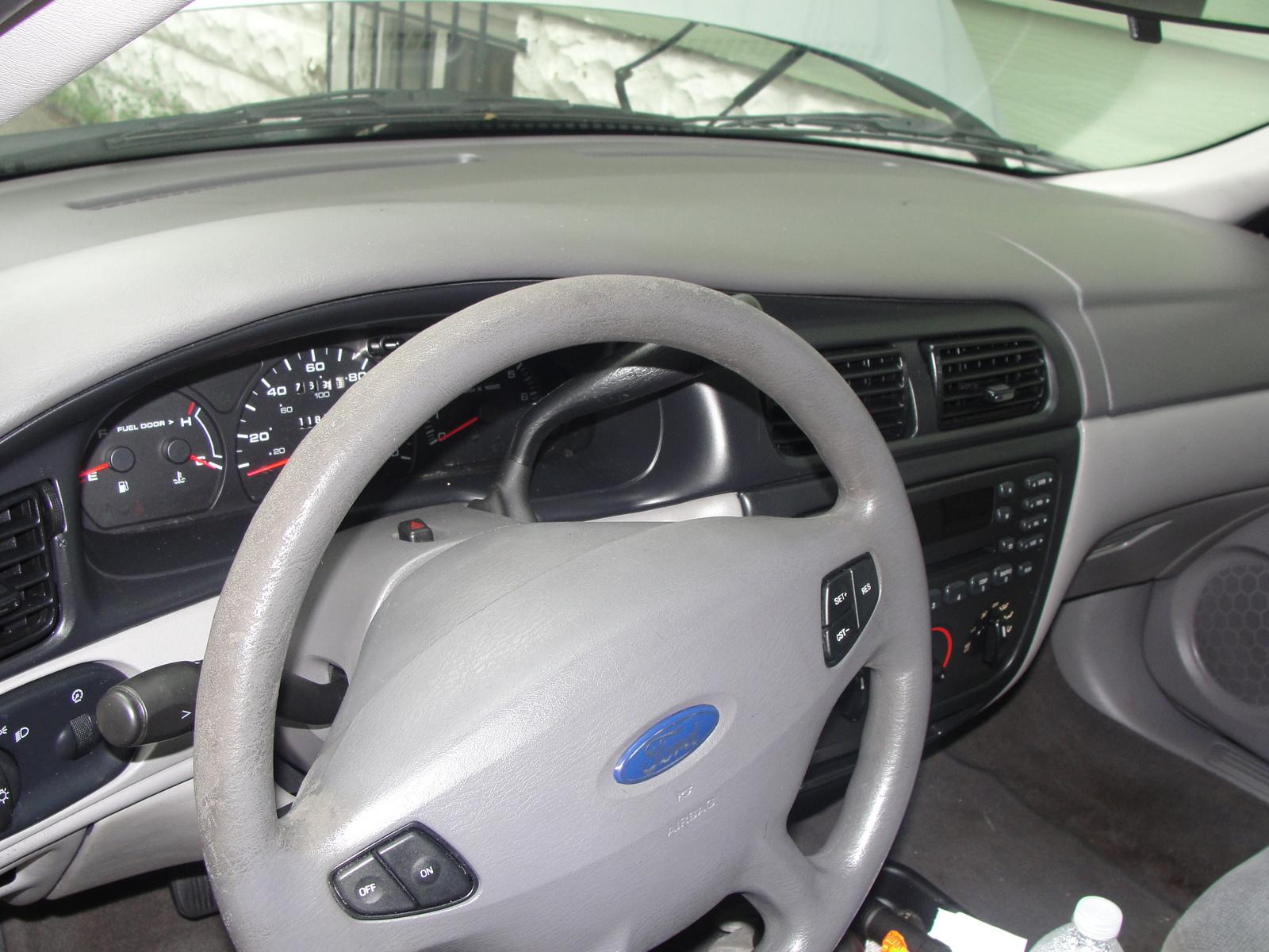 2001 Ford Taurus Interior Pictures Cargurus