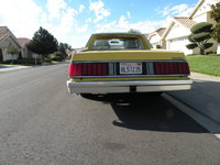 1981 Ford Fairmont, Durango taillights same as Fairmont Futura, exterior