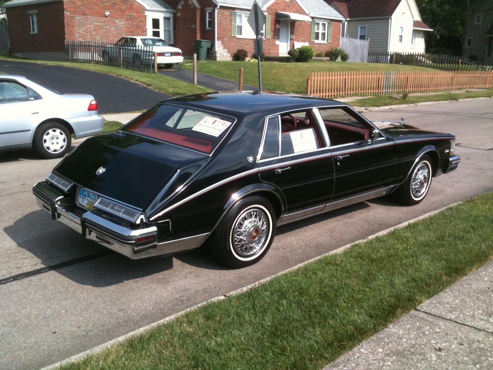 Cadillac Seville Pic