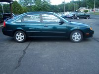 Picture of 2002 Kia Spectra GSX Hatchback, exterior