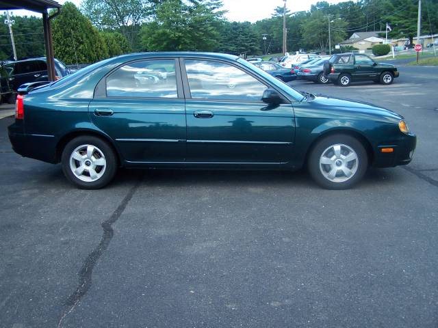 Picture of 2002 Kia Spectra GSX Hatchback