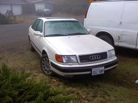 Picture of 1993 Audi 100 CS Quattro, exterior