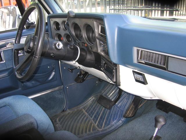 1990 Chevrolet Blazer - Interior Pictures - CarGurus