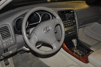2002 Lexus GS 300 Base, Picture of 2002 Lexus GS 300 STD, interior
