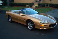 Picture of 1998 Chevrolet Camaro Z28 Convertible, exterior, gallery_worthy