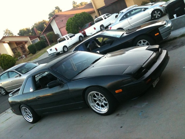 1990 Nissan 240SX 2 Dr XE Coupe, this is how she looks like now 9-13-11, exterior, gallery_worthy