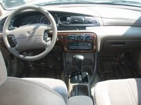 1998 Mercury Mystique 4 Dr GS Sedan picture, interior