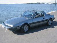 1988 FIAT X1/9 Overview