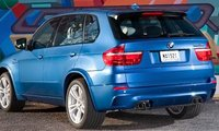 2010 BMW X5, Back quarter view. , manufacturer, exterior