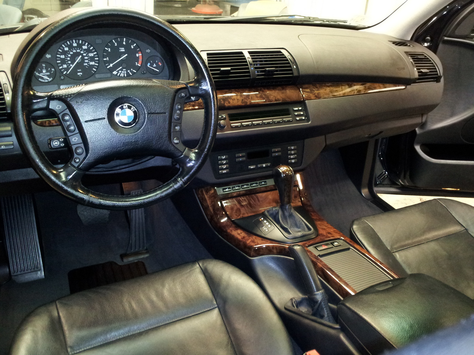 2003 Bmw X5 Interior Pictures Cargurus
