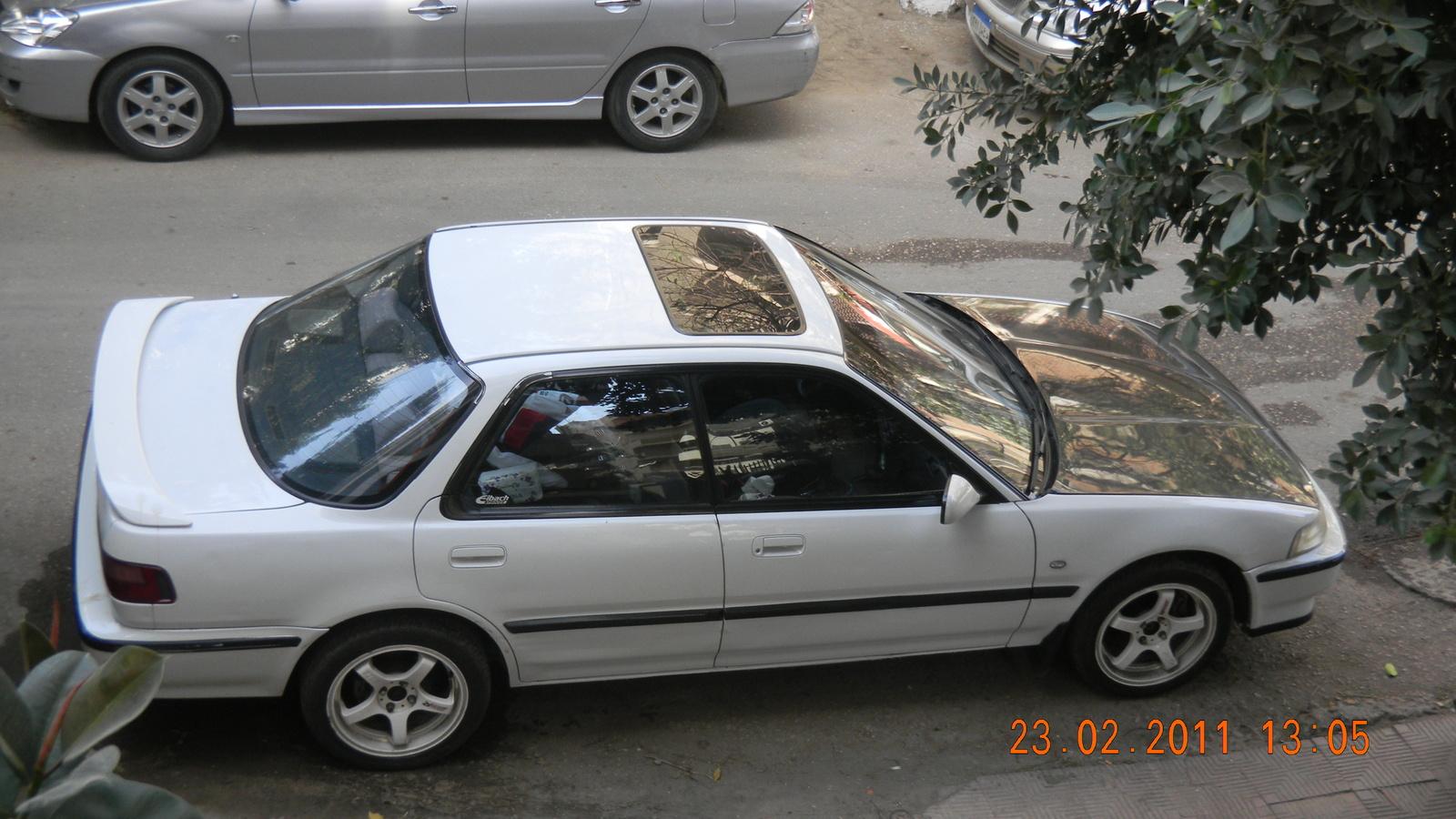 1991 Honda Integra picture, exterior
