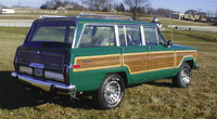 1984 Jeep Grand Wagoneer Overview