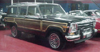 Picture of 1987 Jeep Grand Wagoneer, exterior, gallery_worthy