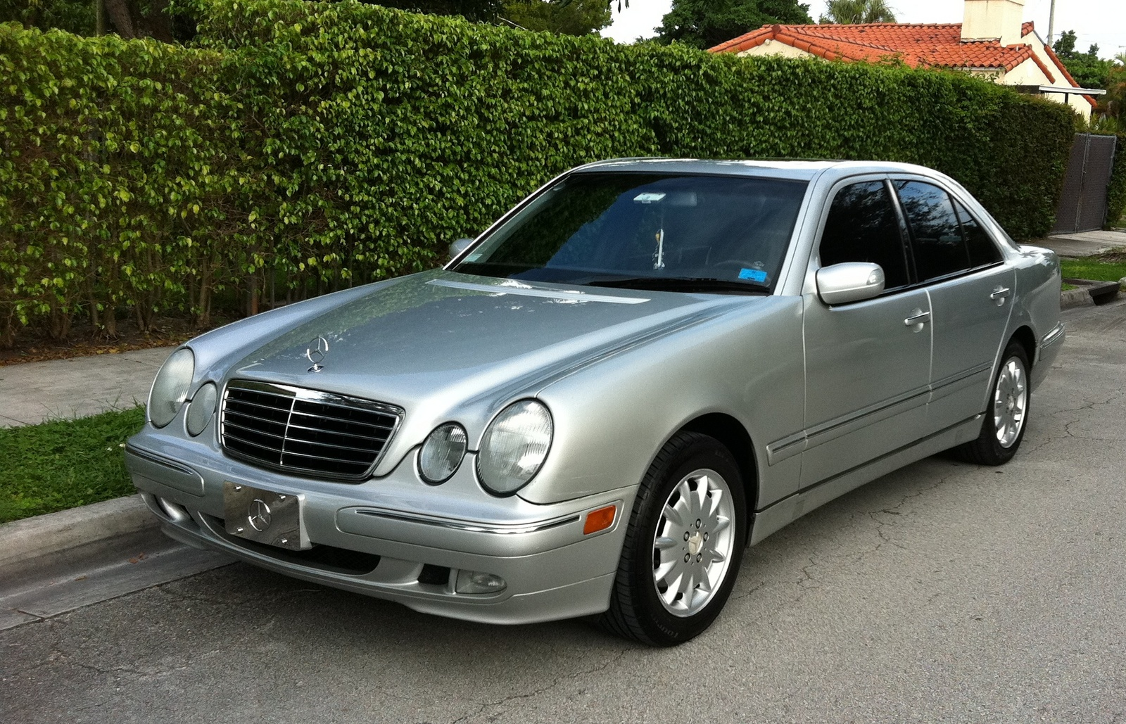 2001 mercedes benz e class pictures cargurus for 2004 mercedes benz e320 review