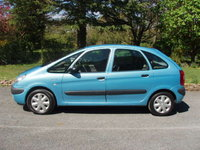 2000 Citroen Xsara Overview