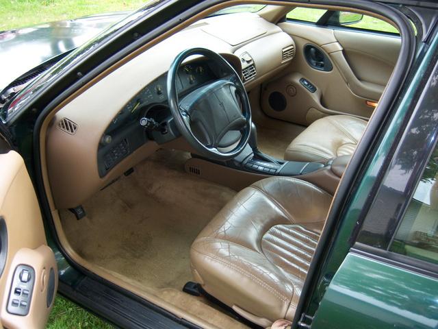 Picture of 1993 Pontiac Bonneville 4 Dr SE Sedan